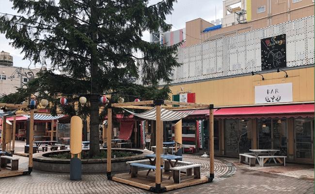 パサージュ広場