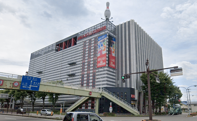 ラウンドワンスタジアム 福島店