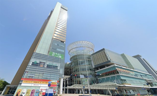 高松シンボルタワー