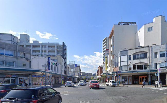 鳥取本通商店街